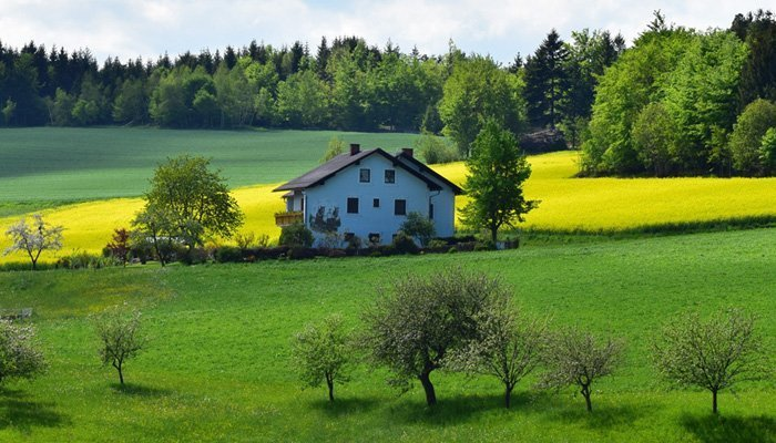 Multifamily homes in rural communities may qualify for Section 515.