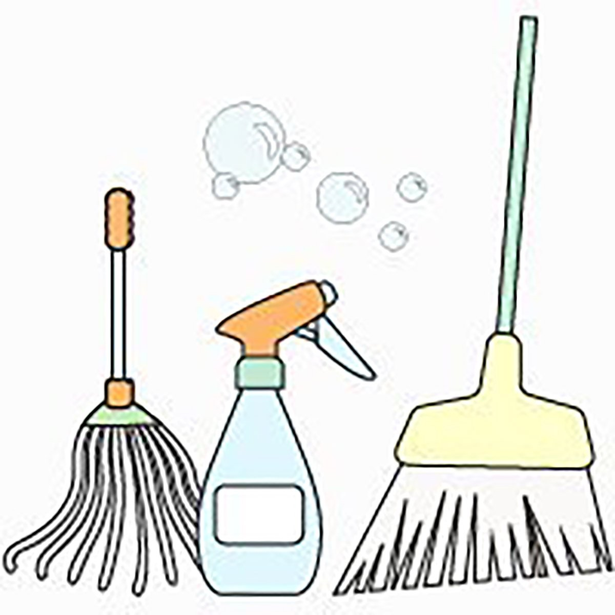 Notice to Tenant to Clean Property - Sample Letter Template