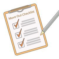 Tenant Move Out Checklist