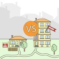 Renting a House vs. an Apartment: A Landlord's Guide