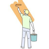 Landlord-Tenant Painting Agreement
