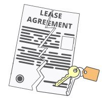 Breaking a Lease Before Moving In