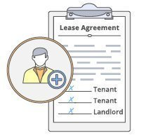 Adding a New Tenant to a Lease