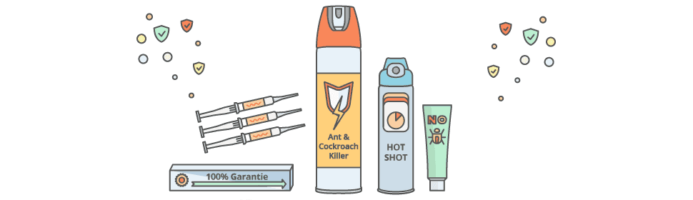 Roach Killer Products