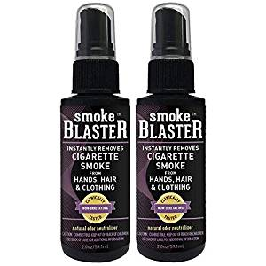 Smoke Blaster Natural Instant Cigarette Smoke Remover